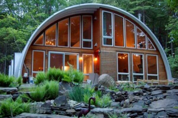 Unique Quonset Hut Homes Ideas and Complete Guide to Buy It