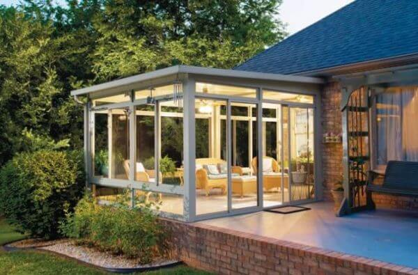 sunroom ideas on a budget