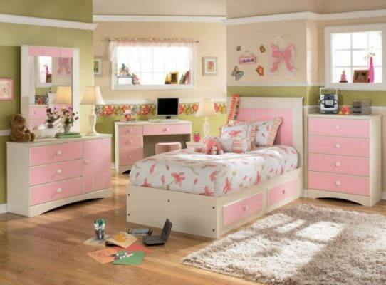 Adorable Toddler Girl Bedroom Ideas on a Budget