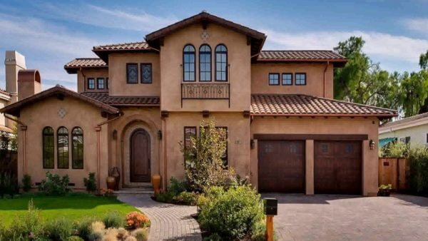 Inspiring Tuscan Style Homes Design & House Plans
