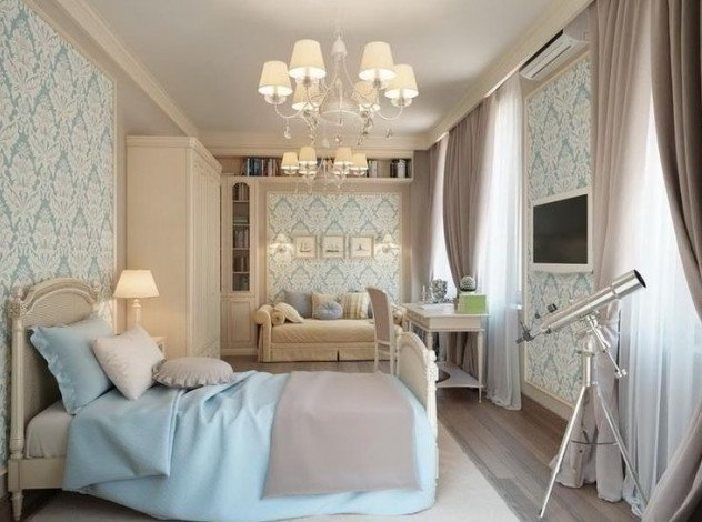 bedroom design for women
