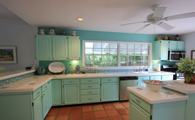 key west homes kitchen