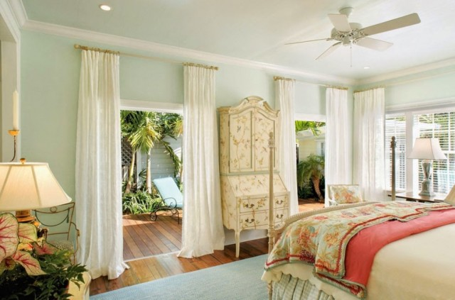 key west homes wall bedroom decor