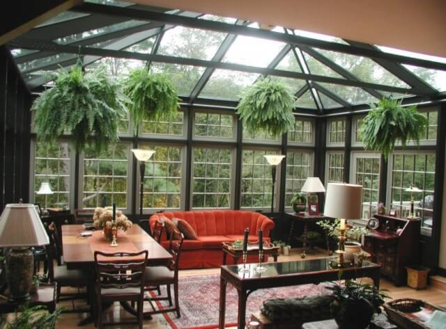 small sunroom ideas on a budget