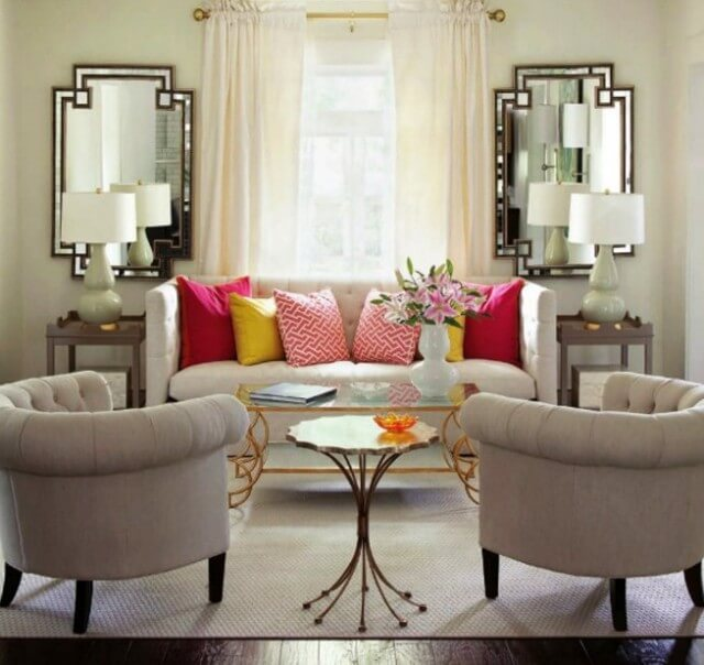 31+) Small Living Room Ideas & Design on a Budget 2018