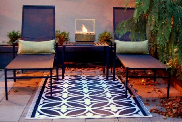 tabel top fire pit