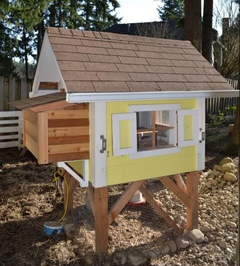 Astonishing Chicken Coop Ideas You Need In Your Backyard for 2019