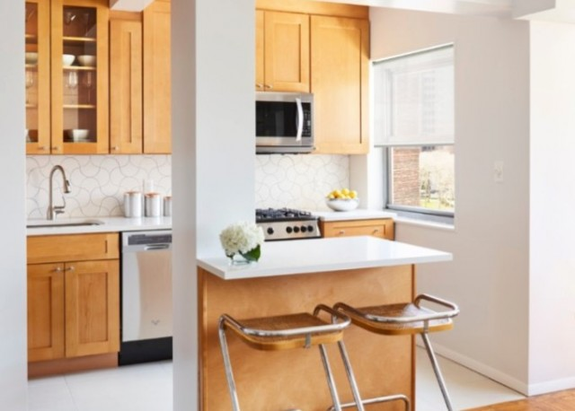 23 Stunning Small Kitchen Design Inspirations You Ll See In 2019