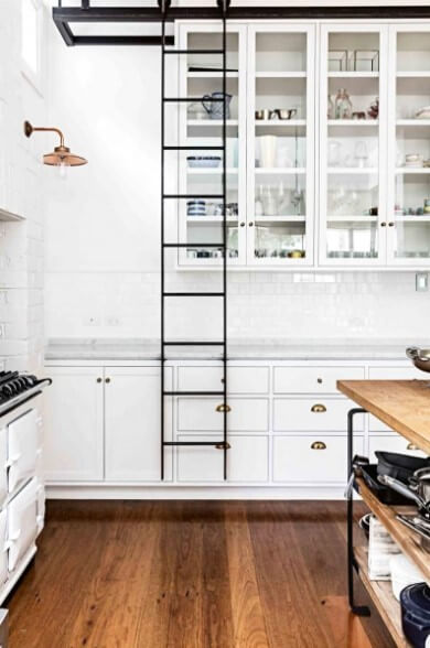 Tall Kitchen Cabinets