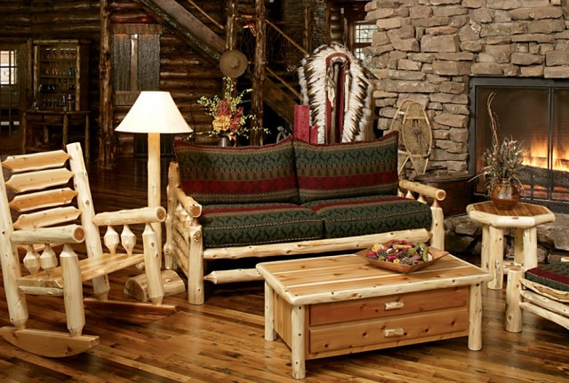 Rustic Furniture for Living Room
