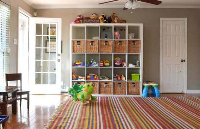 Toy Storage Ideas For Living Room fartikor.com