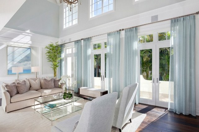 coastal window treatments