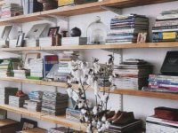 horizontal Wall Bookshelves