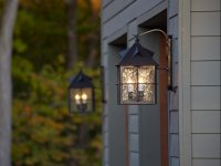 classic outdoor wall lighting